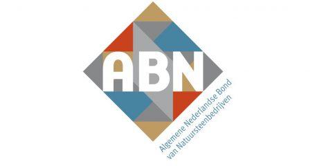 Algemene bond Natuursteenbedrijven ABN logo