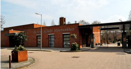 Ingang Rooms-Katholieke begraafplaats Buitenveldert