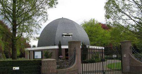 Ingang begraafplaats Brandenburg Bilthoven