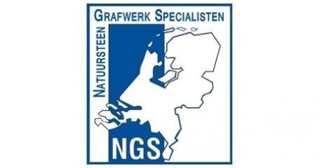 Logo natuursteen grafwerk specialisten