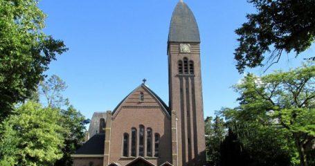 st gregorius kerk Rooms-Katholieke begraafplaats Bilthoven