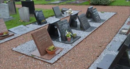 urnengraven urnmonumenten